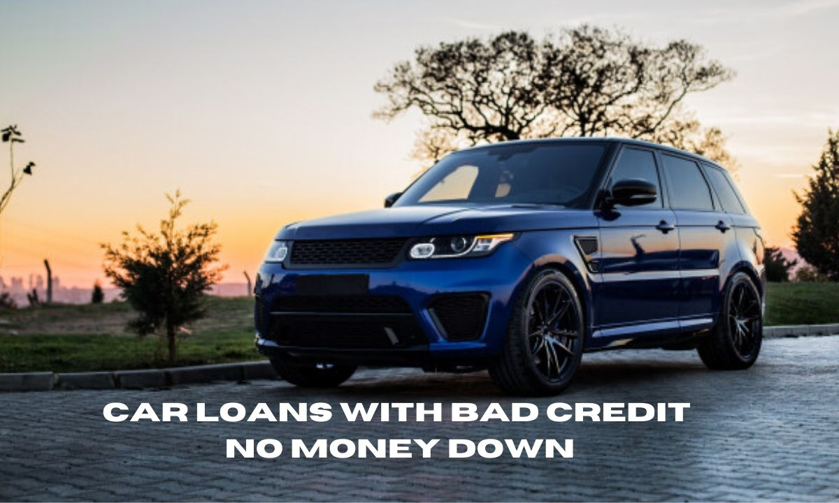 Getting a car loan with bad credit is likewise possible now despite